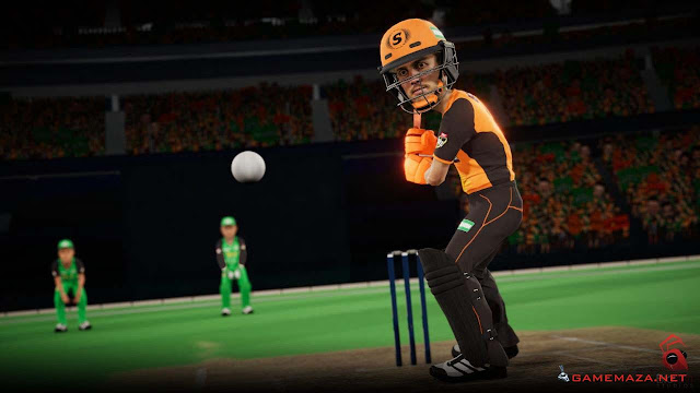 Big Bash Boom Gameplay Screenshot 1