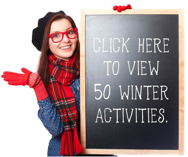 printable winter activities for kids teacher classroom ideas