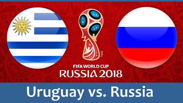 روسيا واوروجواي
