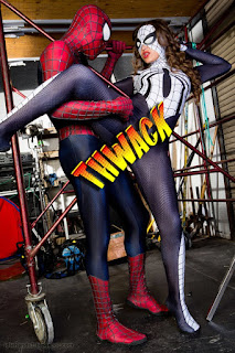 Spider Man XXX 02 A Parody by Axel Braun (2014)