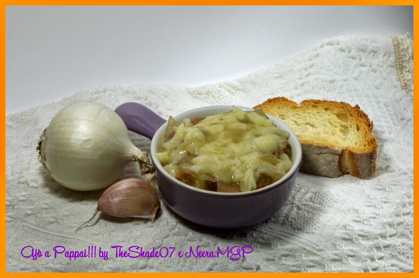 Fotografia della ricetta zuppa di cipolle