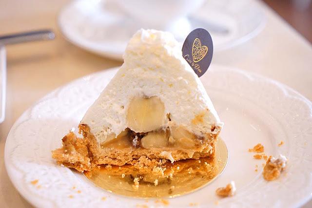 DSC02018 - 熱血採訪│隱藏在台中七期的藍帶甜點,金心盈福Cuore D'oro法義甜點