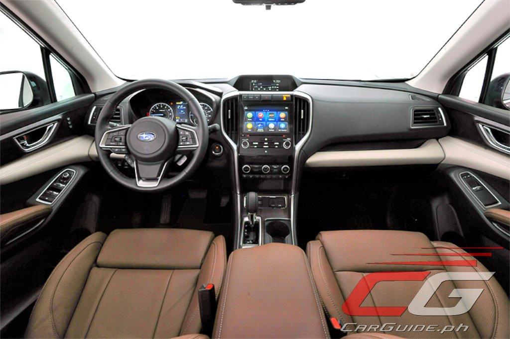 2019 Subaru Ascent Targets the Mainstream (w/ 37 Photos ...