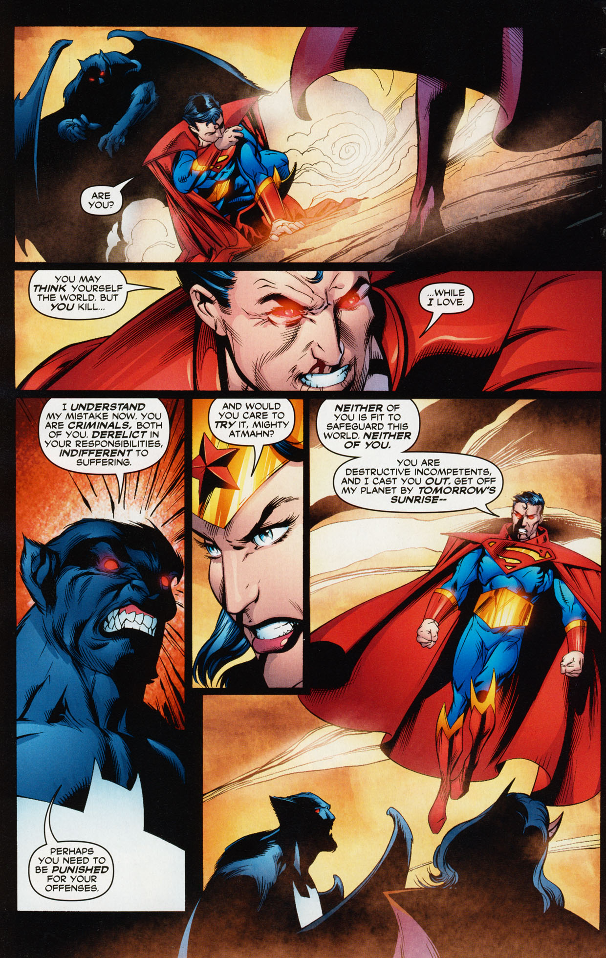 Read online Trinity (2008) comic -  Issue #36 - 15