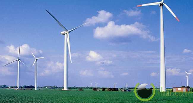 Kanada Energi Tenaga Angin