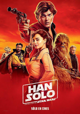 Solo A Star Wars Story 2018 Custom CAM Dual Latino Cam