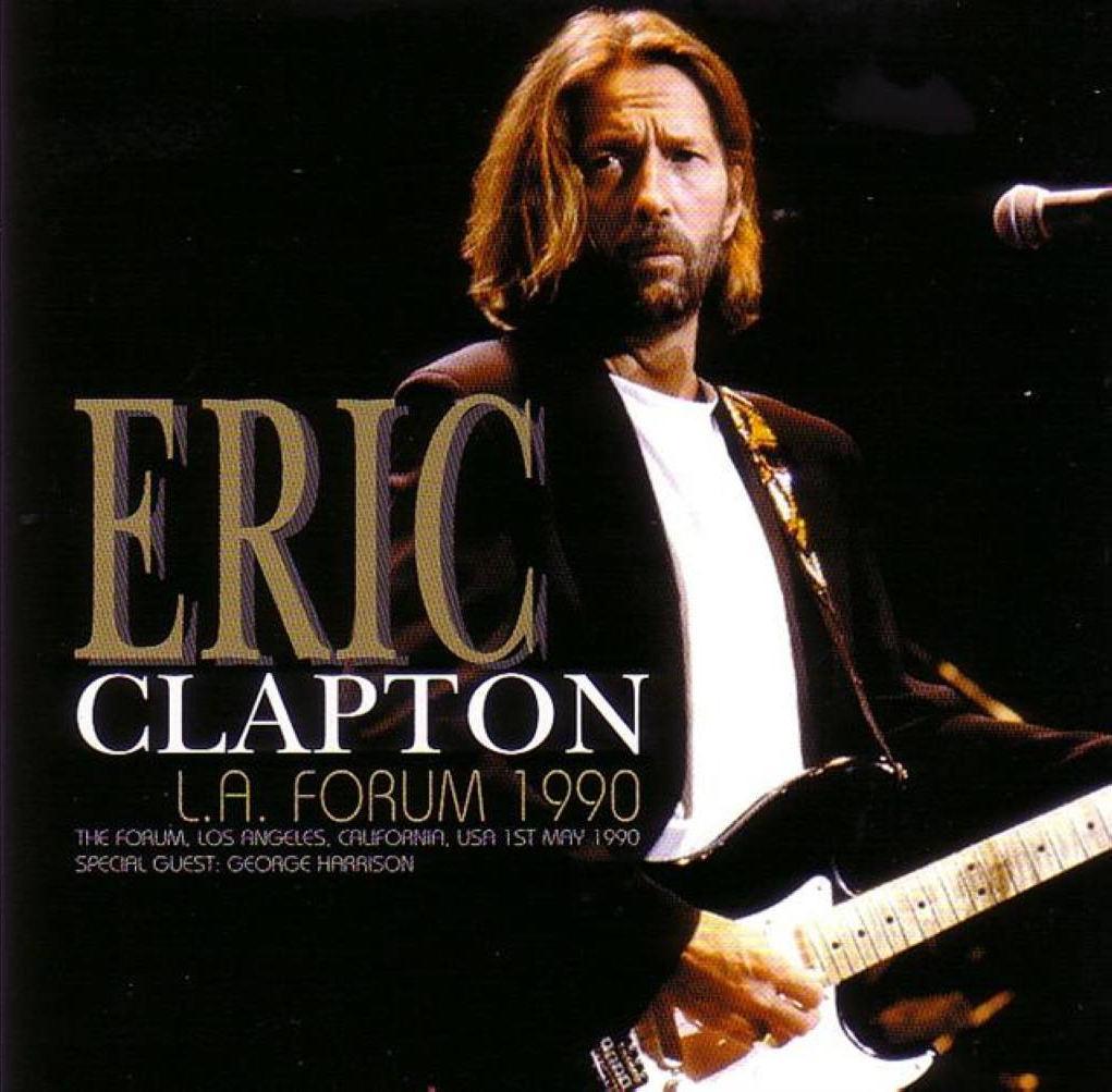Cocaine Live Eric Clapton: Mars 2007 :: Viva Les Bootlegs