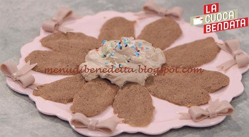 La Cuoca Bendata - Lingue di gatto al cioccolato ricetta Parodi