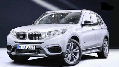 BMW X8 2018: PRIX, FICHE DE DONNÉES ET PHOTOS