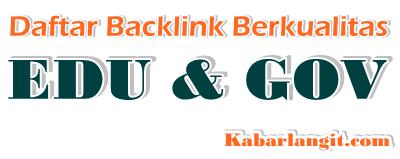 Daftar Backlink Redirect Berkualitas