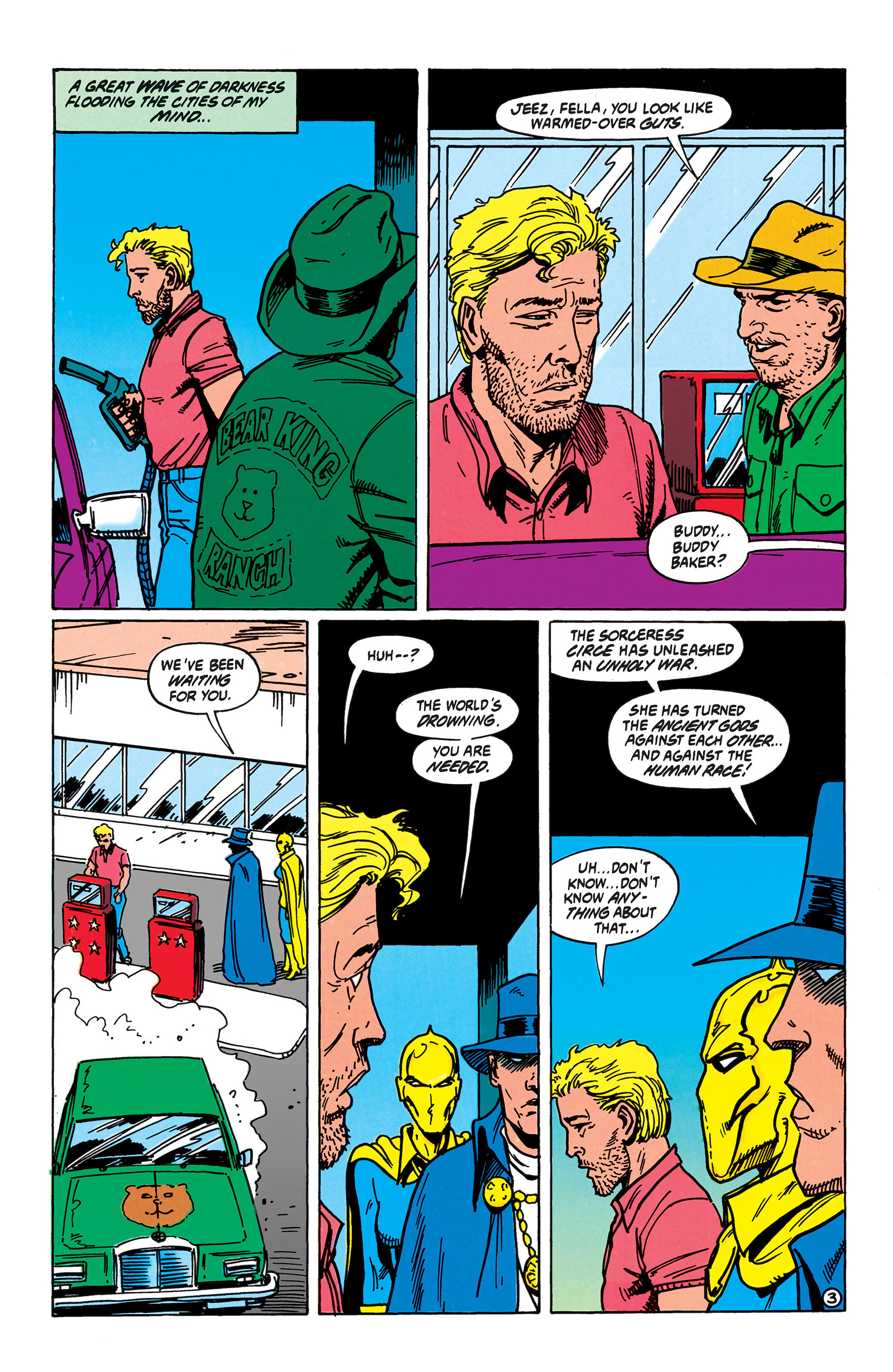 Read online Animal Man (1988) comic -  Issue #40 - 4