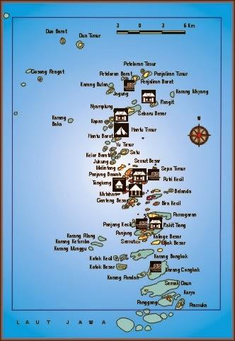 Taman Nasional Laut Kepulauan Seribu