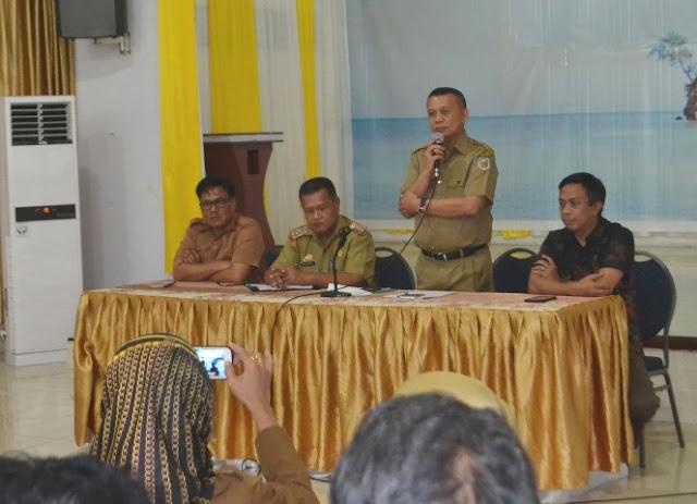 Pemerintah Kab.Kep. Selayar, Ajak KUB Bentuk Koperasi Dan Aktifkan HNSI