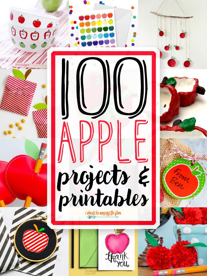 Apple Craft Ideas