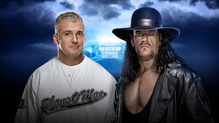 Shane McMahon vs. Undertaker