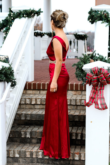 holidays gown and dresses