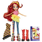 My Little Pony Equestria Girls Rainbow Rocks Dress Up Sunset Shimmer Doll