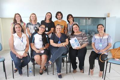 Equipe gestora de educação da Ilha  se prepara para a aplicação da Prova Brasil 2017