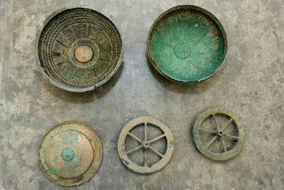 Bronze Age treasure discovered in Poland
