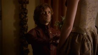 Tyrion Lannister interpretato da Peter Dinklage