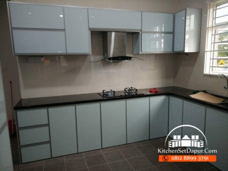 Jasa Pembuatan Kitchen Set Aluminium Cinere 0812 88993791 Spesialis