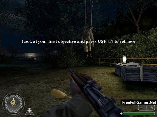 Call of Duty 1 PC Game Free Download Full Version