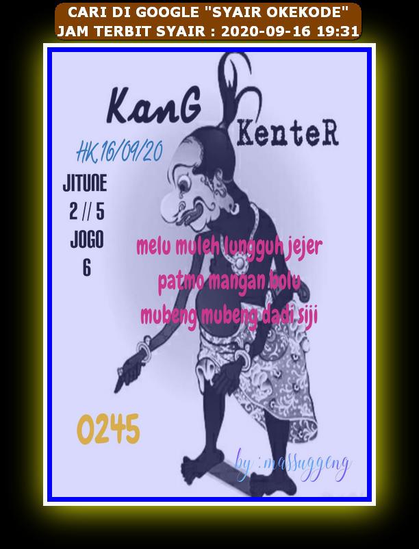 Kode syair Hongkong Rabu 16 September 2020 57