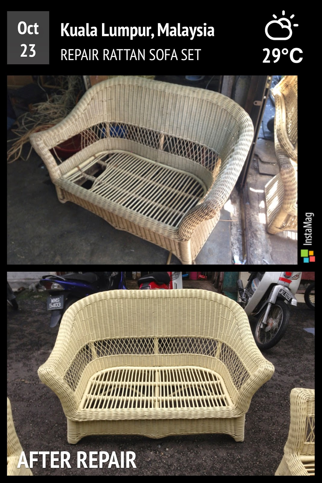 Repair Rattan Furniture Rattan Sofa Cane Wicker Chair