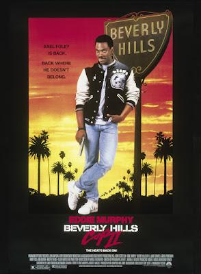 Beverly Hills Cop II Poster