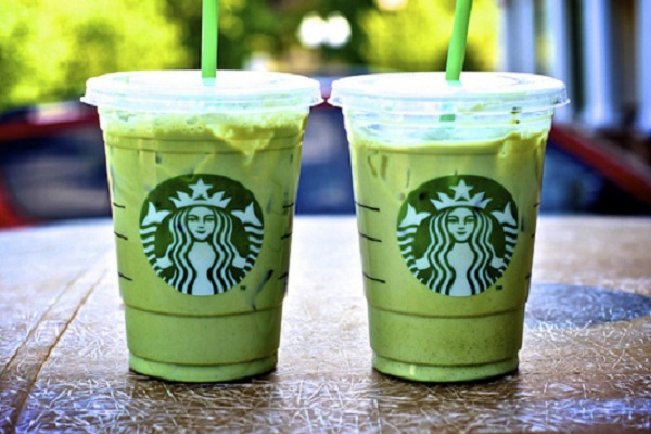 Resep Green Tea Latte Ala Starbucks