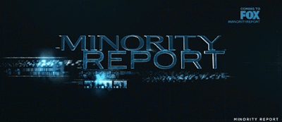 TV Show review Minority Report podcast
