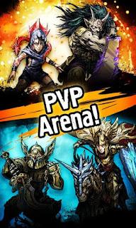 Blood Brothers 2: Strategy RPG Apk v4.2.1v