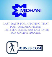 Mishra Dhatu Nigam Limited recruitment 2017  for various posts  apply online here