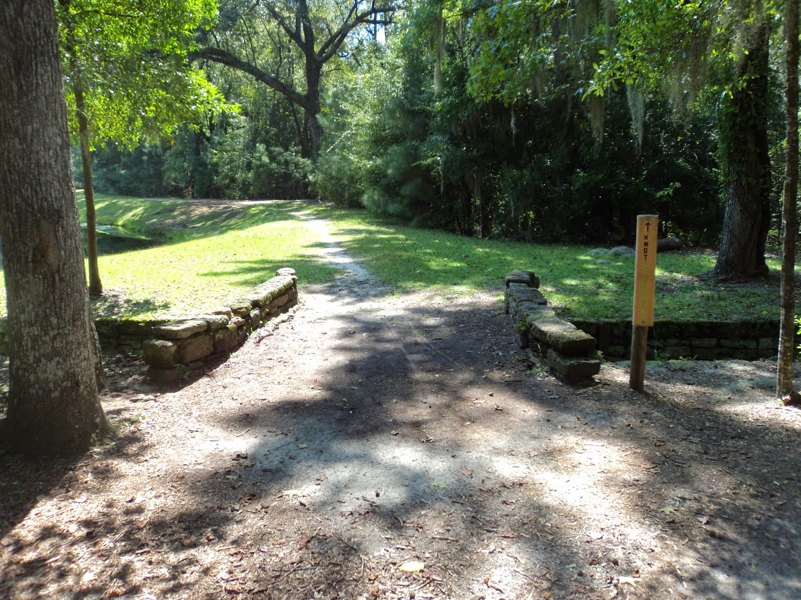 Mathprofhiker S Trail Journal Poinsett State Park Coquina And