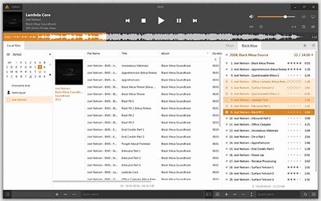 AIMP Pemutar musik ringan terbaru dengan kumpulan skin keren, plugin, icon, dan wallpaper.