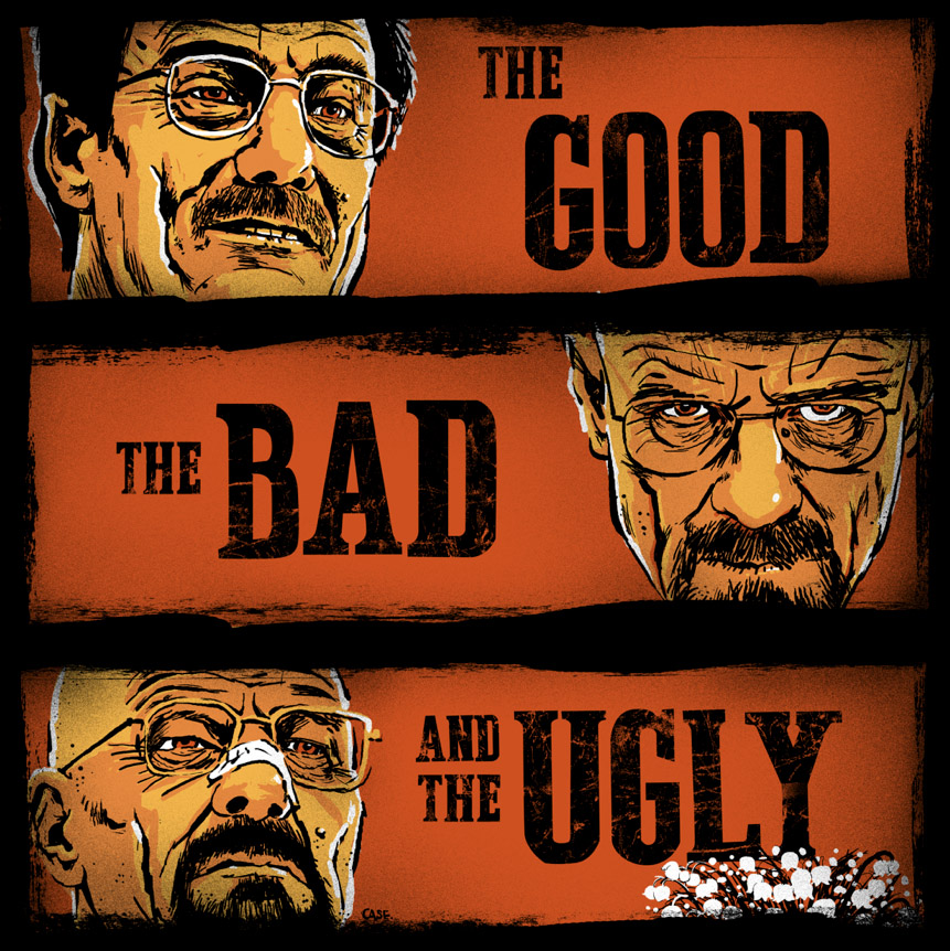 Stephen Case Blog: The Good, The Bad And The Ugly