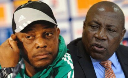 Keshi Has a Grudge Against us – Bafana Bafana Coach