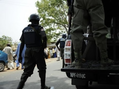 JUST IN: Robbers Open Fire With Police At Swali Area, Yenagoa Bayelsa State