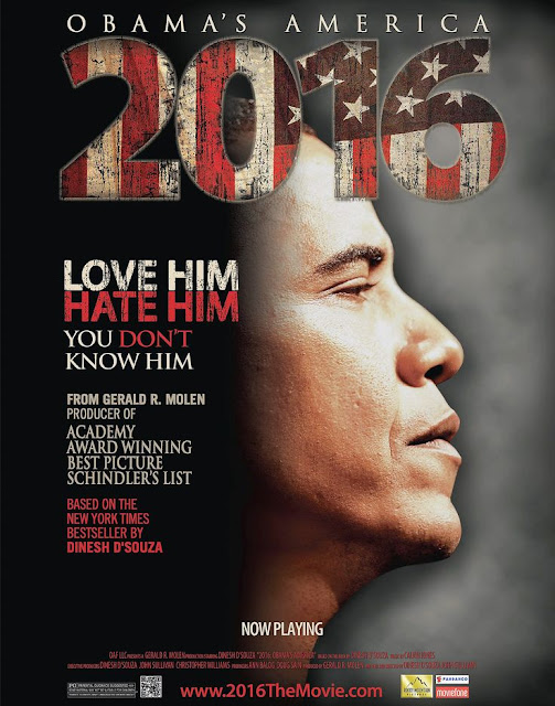 2016 Obama's America (2012) ταινιες online seires oipeirates greek subs
