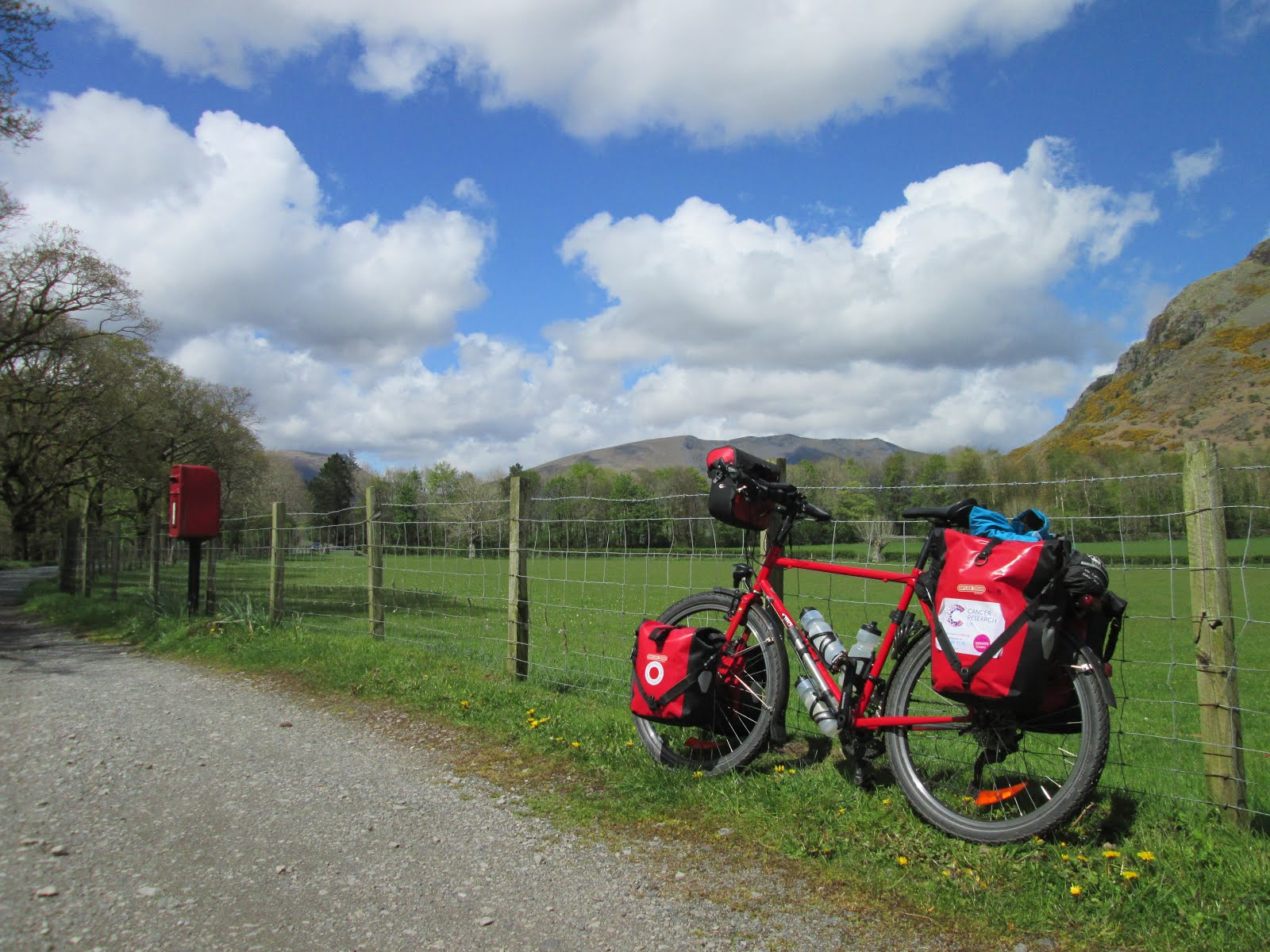 LEJOG May 2015