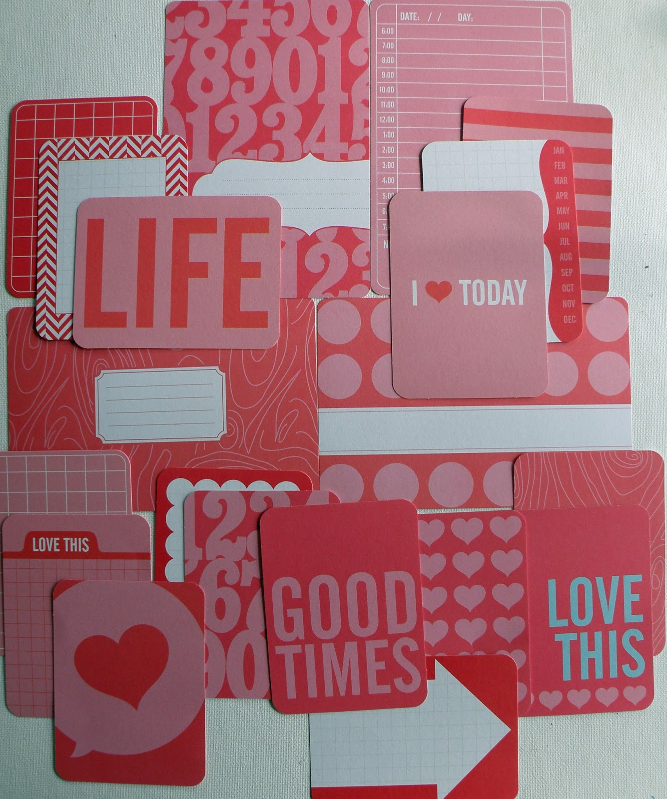 Scraptherapy Sessions: Becky Higgins Project Life Honey Kit