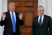 Pentagon boss Jim Mattis makes first trip to Asia as Trump's North Korea plans remain unclear