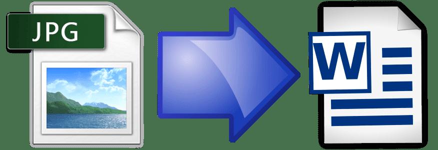 JPG फाइल को Word File में Convert कैसे करे?