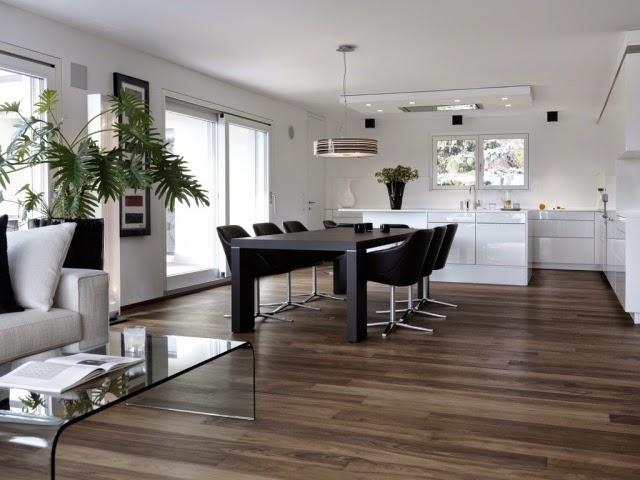 Fotos de comedor y cocina juntos colores en casa for Casa con cocina y comedor juntos