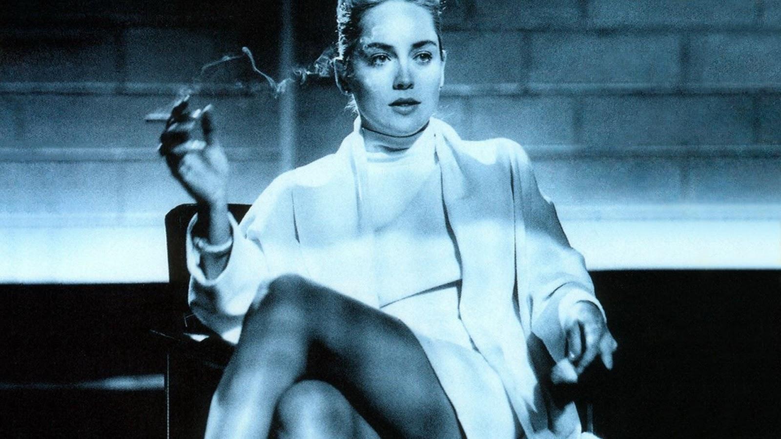 Cinemaphile Basic Instinct 1992