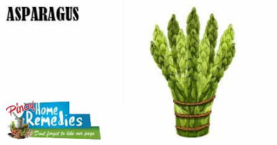 Home Remedies For Foot Tendonitis: Asparagus
