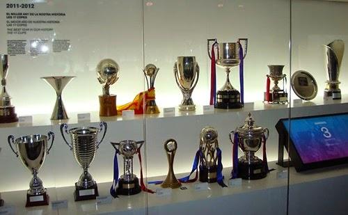 Acervo do Museu FC Barcelona