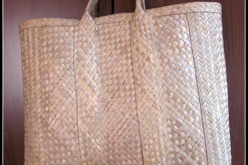 How to Make a Paris Market Bag