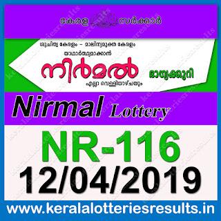 """KeralaLotteriesresults.in, """"kerala lottery result 12 04 2019 nirmal nr 116"""", nirmal today result : 12-04-2019 nirmal lottery nr-116, kerala lottery result 12-4-2019, nirmal lottery results, kerala lottery result today nirmal, nirmal lottery result, kerala lottery result nirmal today, kerala lottery nirmal today result, nirmal kerala lottery result, nirmal lottery nr.116 results 12-04-2019, nirmal lottery nr 116, live nirmal lottery nr-116, nirmal lottery, kerala lottery today result nirmal, nirmal lottery (nr-116) 12/4/2019, today nirmal lottery result, nirmal lottery today result, nirmal lottery results today, today kerala lottery result nirmal, kerala lottery results today nirmal 12 4 19, nirmal lottery today, today lottery result nirmal 12-4-19, nirmal lottery result today 12.4.2019, nirmal lottery today, today lottery result nirmal 12-04-19, nirmal lottery result today 12.4.2019, kerala lottery result live, kerala lottery bumper result, kerala lottery result yesterday, kerala lottery result today, kerala online lottery results, kerala lottery draw, kerala lottery results, kerala state lottery today, kerala lottare, kerala lottery result, lottery today, kerala lottery today draw result, kerala lottery online purchase, kerala lottery, kl result,  yesterday lottery results, lotteries results, keralalotteries, kerala lottery, keralalotteryresult, kerala lottery result, kerala lottery result live, kerala lottery today, kerala lottery result today, kerala lottery results today, today kerala lottery result, kerala lottery ticket pictures, kerala samsthana bhagyakuri"""