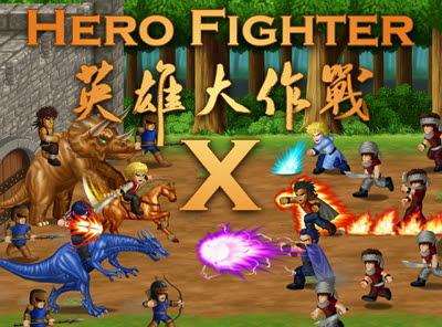Hero Fighter X V1.08 MOD Apk